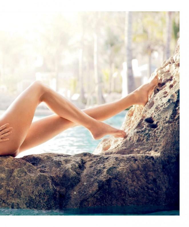 Martha Hunt: Ocean Drive Magazine 2015 -10