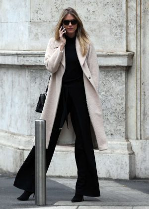 dc1799fcb5ab Martha Hunt  Out in Milan -10 - Full Size