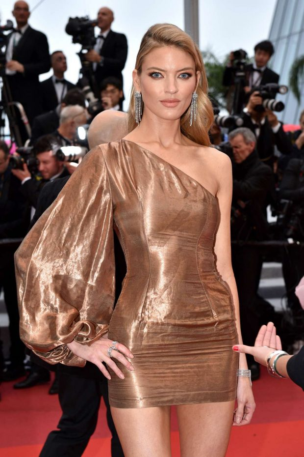 Martha Hunt - 'The Best Years of  Life' Premiere at 2019 Cannes Film Festival