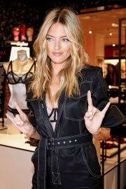 Martha Hunt - Victoria's Secret Debut of the New Fall Collection in Houston