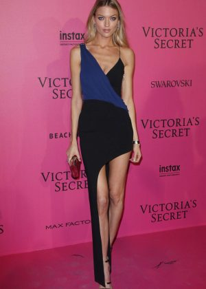 Martha Hunt - Victoria's Secret Fashion Show 2016 After Party in Paris