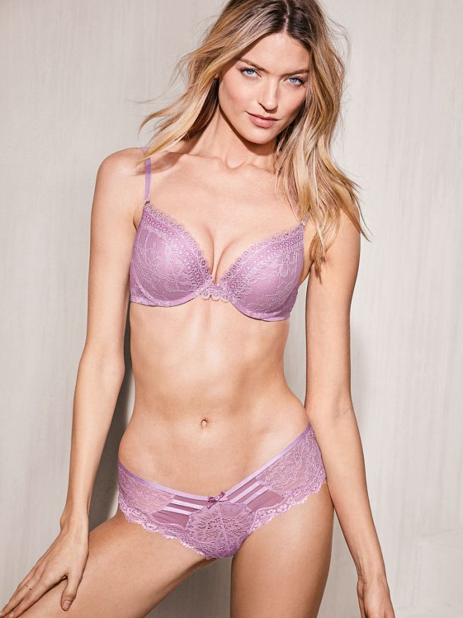 Martha Hunt - Victoria's Secret (March 2017)