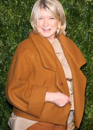 Martha Stewart - Chanel Artists Dinner at 2017 Tribeca Film Festival in NY