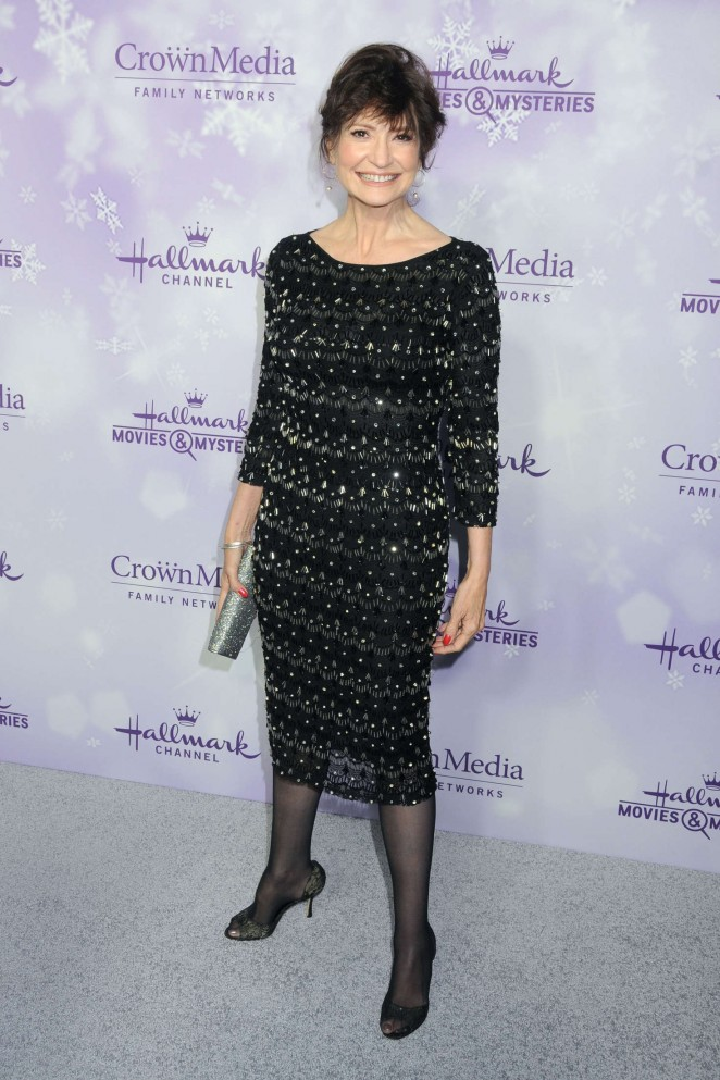 Martha Williamson - Hallmark Channel Party at the Winter TCA Tour in Pasadena