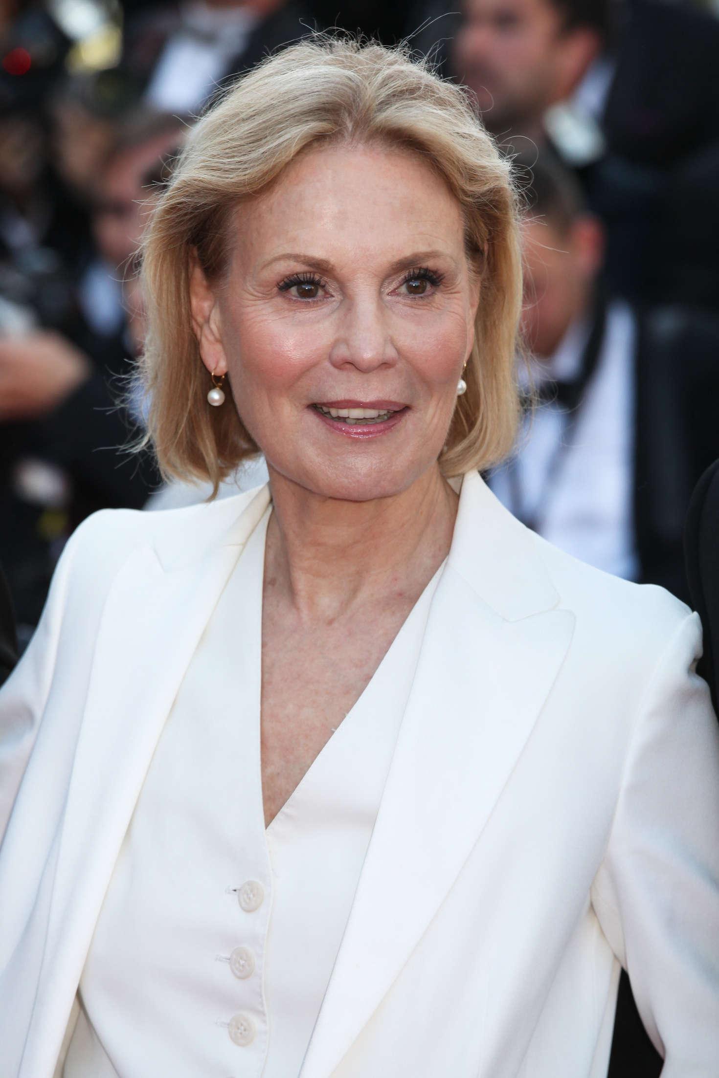 Marthe Keller - Elle Premiere at 2016 Cannes Film