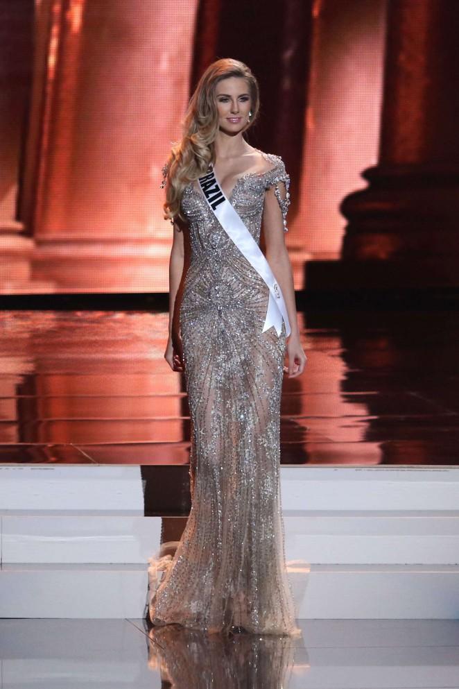 Marthina Brandt: Miss Universe 2015 Preliminary Round -03 - GotCeleb