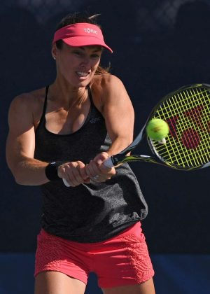 Martina Hingis - 2016 US Open in New York