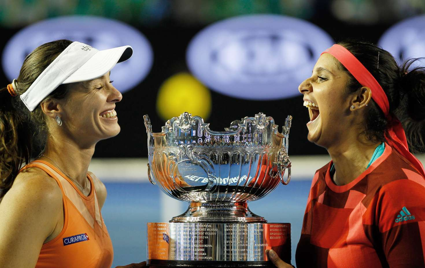 Australian Open champions