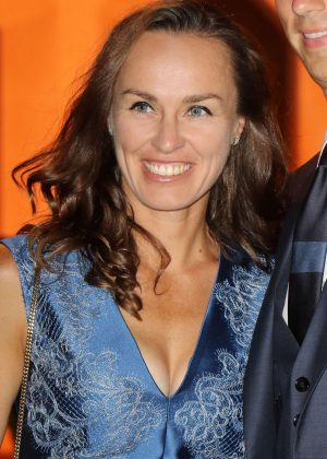 Martina Hingis - Wimbledon Champions Dinner 2017 in London