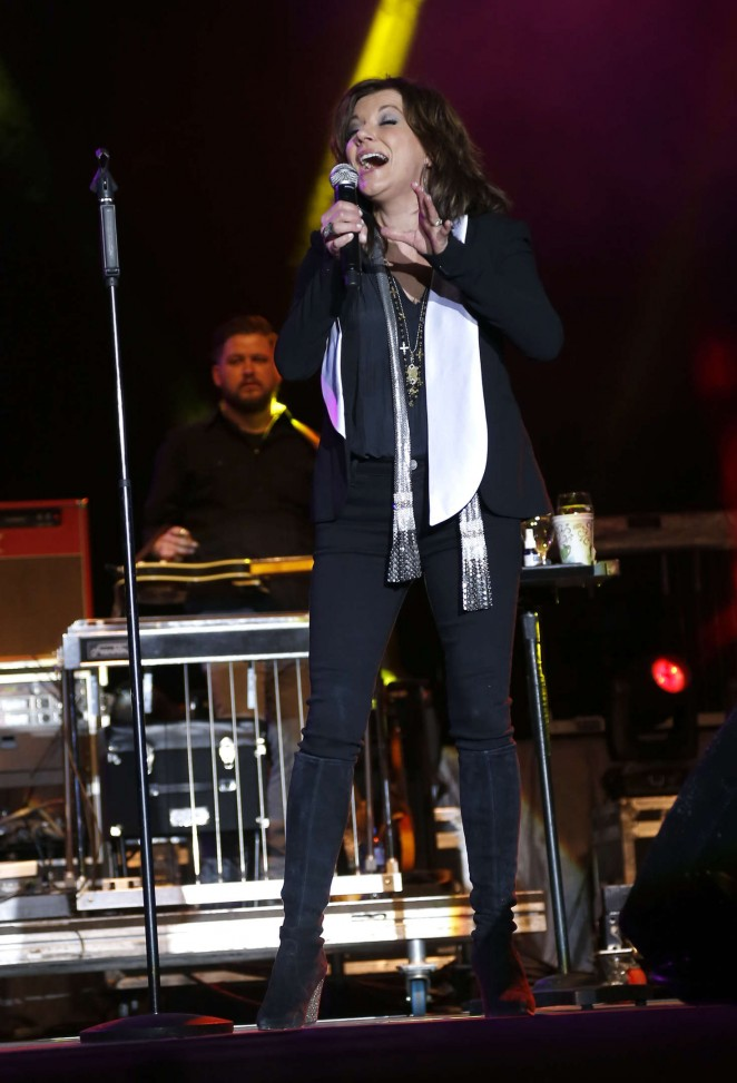 Martina McBride - 4th ACM Party For A Cause Festival in Las Vegas