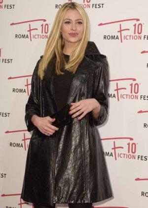 Martina Stella - 'Madoff' Premiere in Rome