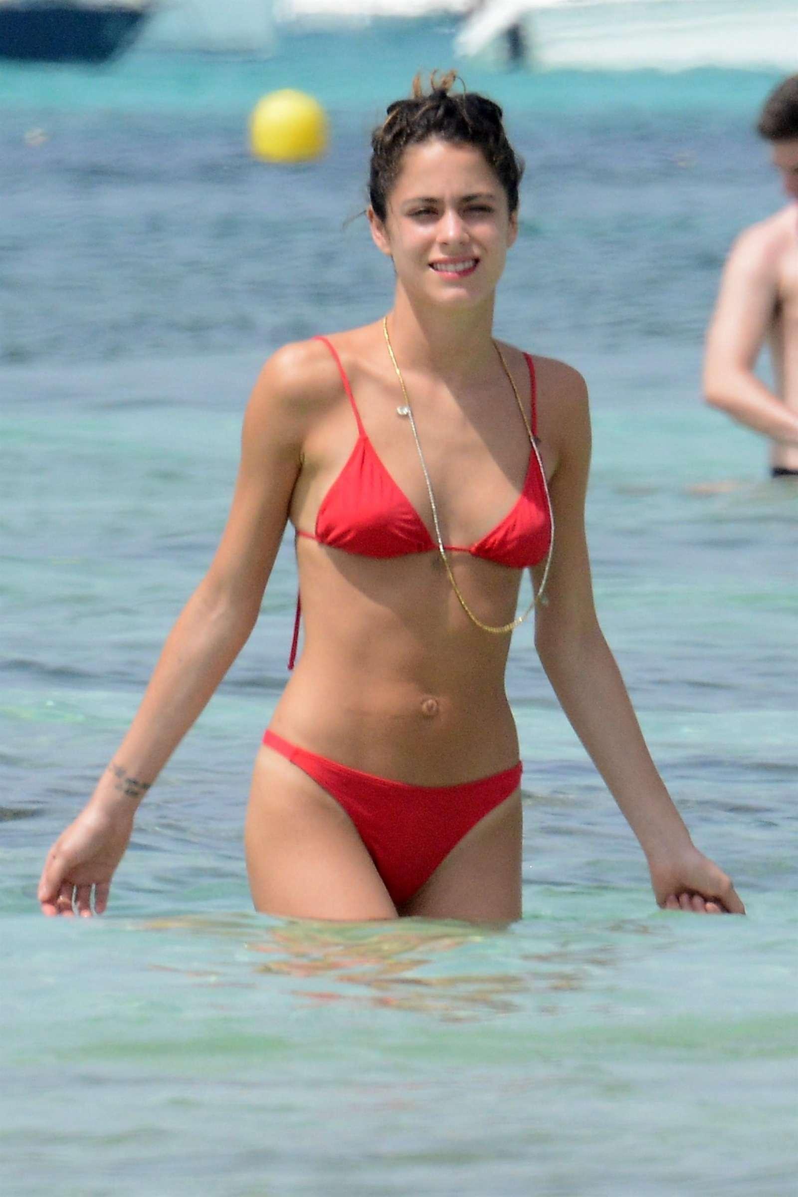 Martina Hingis Bikini