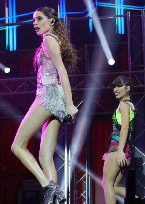 Martina Stoessel Performs In Milano