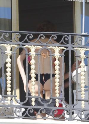 Martina Stoessel: Wearing Bikini-10