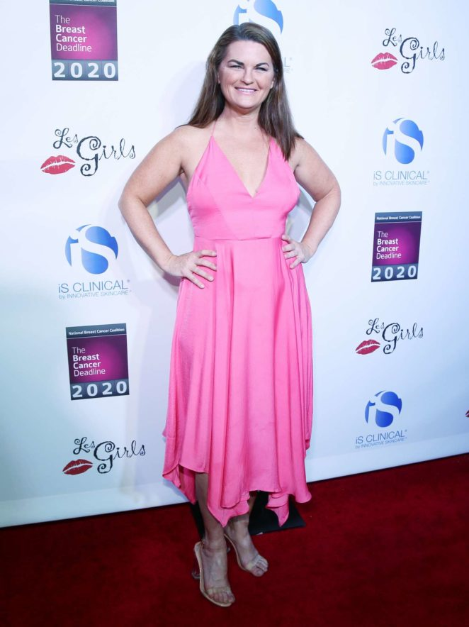 Mary Birdsong: 17th Annual Les Girls Cabaret -02