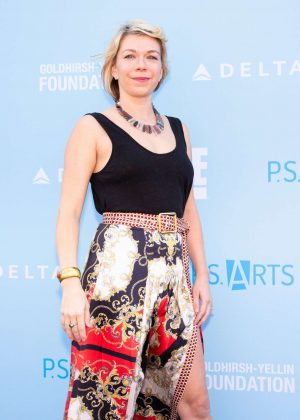 Mary Elizabeth Ellis - P.S. ARTS Express Yourself 2018 in Santa Monica