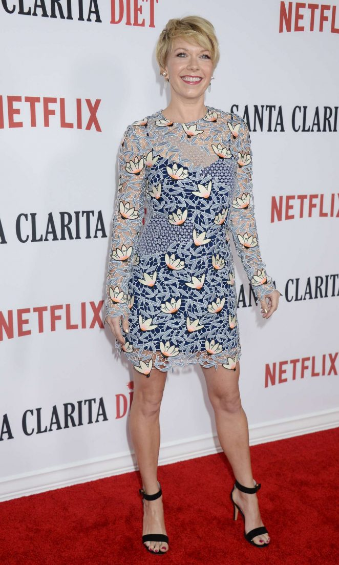 Mary Elizabeth Ellis - 'Santa Clarita Diet' Premiere in Hollywood