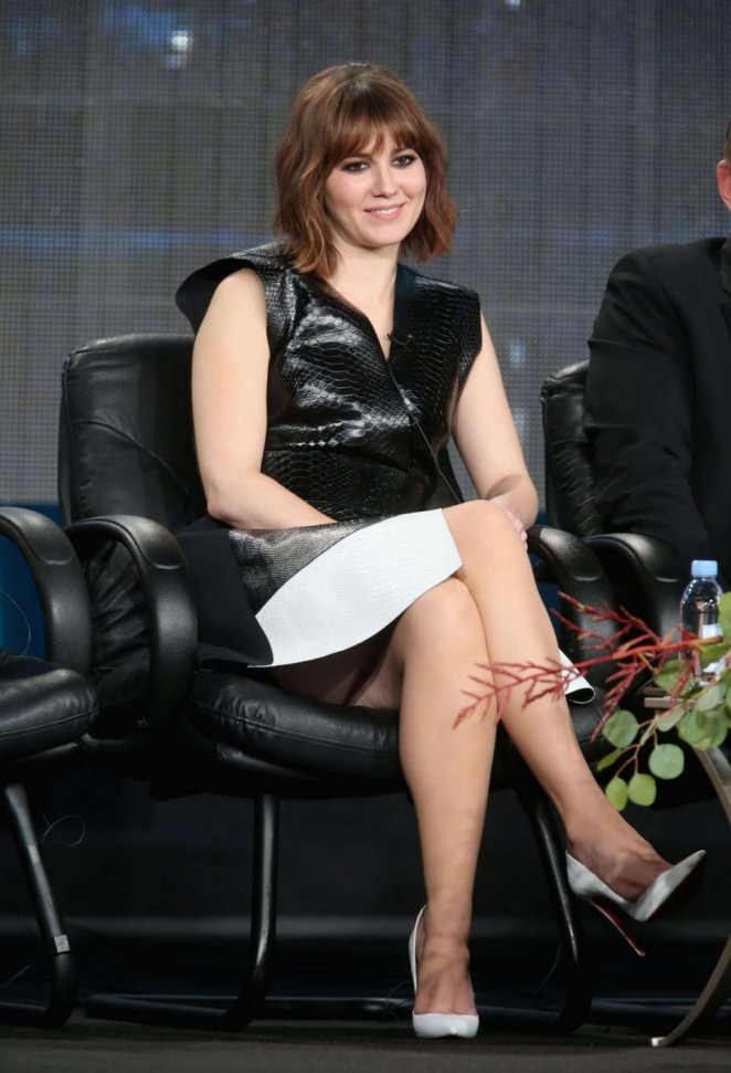 "Mary Elizabeth Winstead  - 2015 Winter TCA ""The Returned"" Panel in Pasadena"