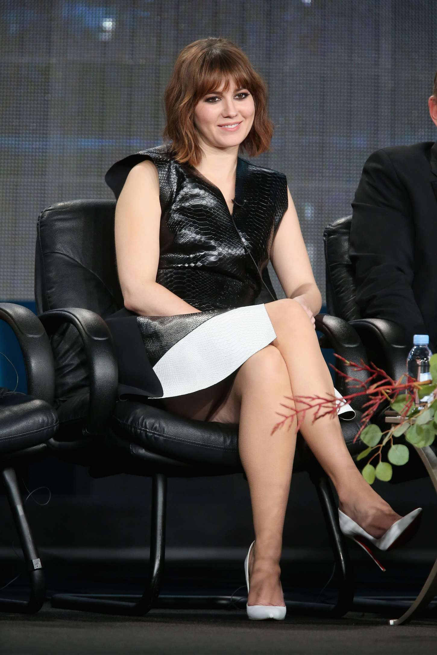 Elizabeth mary winstead hot legs pictures peeing