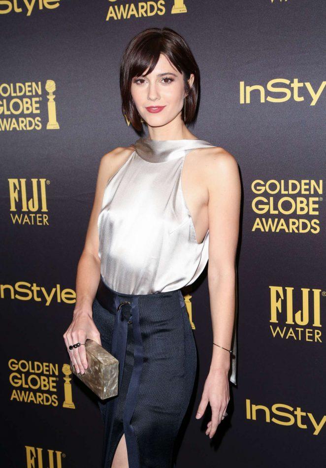 Mary Elizabeth Winstead - 2016 Golden Globe Awards Season in Los Angeles