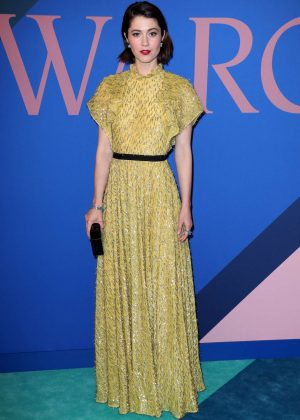 Mary Elizabeth Winstead - 2017 CFDA Fashion Awards in New York