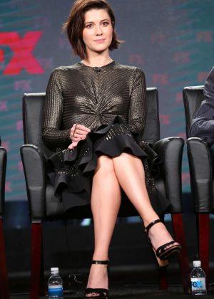 Mary Elizabeth Winstead - 2017 Winter Television Critics Association Press Tour in Pasadena