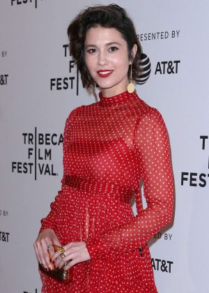 Mary Elizabeth Winstead - 'All About Nina' Premiere at 2018 Tribeca Film Festival in NY