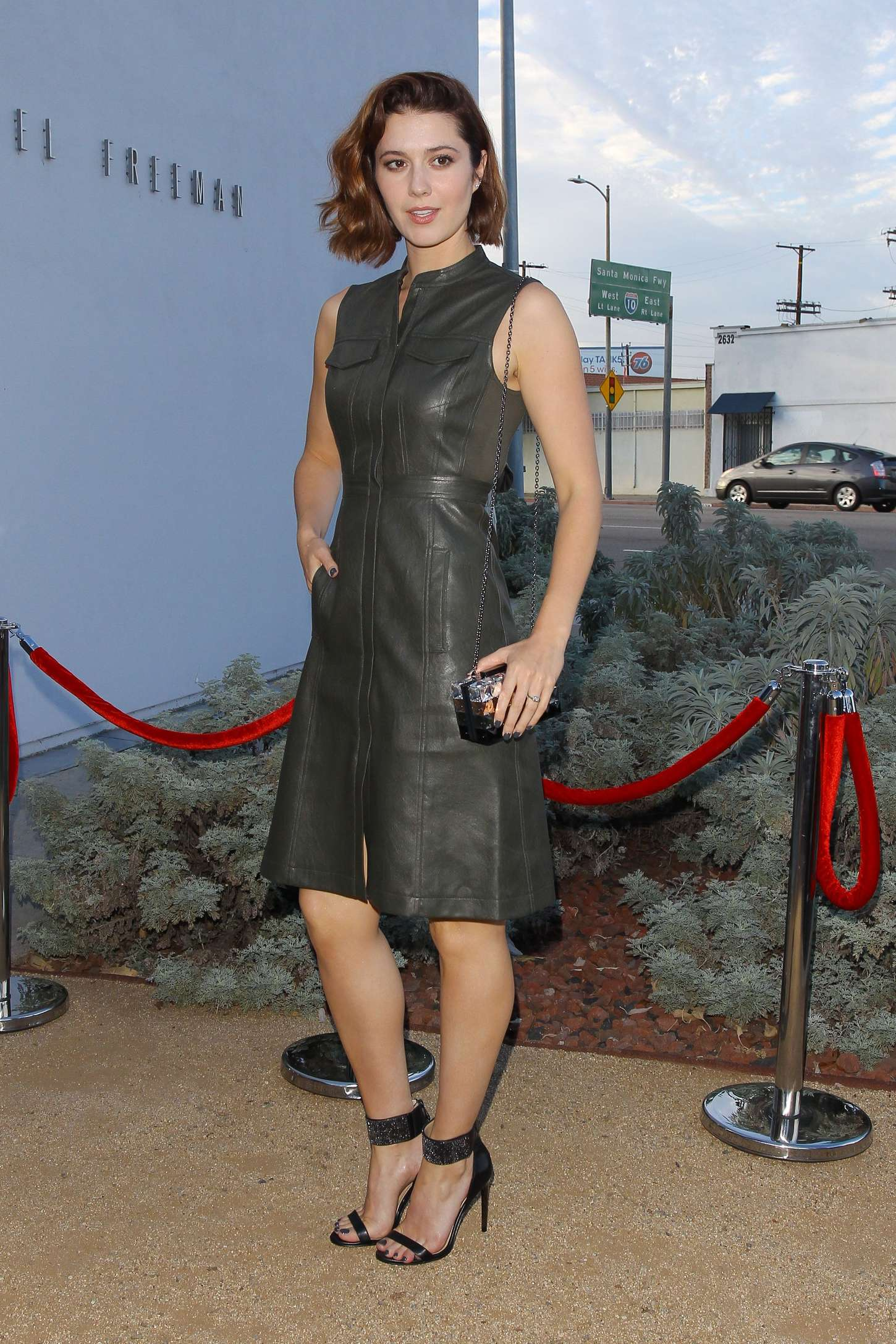 mary elizabeth winstead  u2013 bcbg max azria presents the