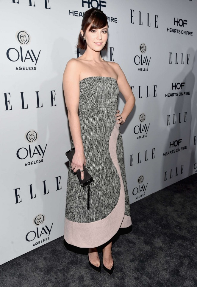 Mary Elizabeth Winstead - ELLE's 2016 Women in Television Celebration in LA