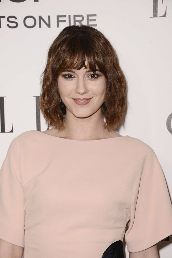Mary Elizabeth Winstead - ELLE's Annual Women in Television Celebration 2015