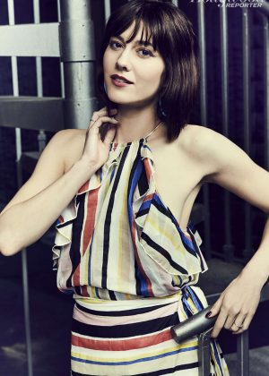 Mary Elizabeth Winstead for The Hollywood Reporter (June 2017)
