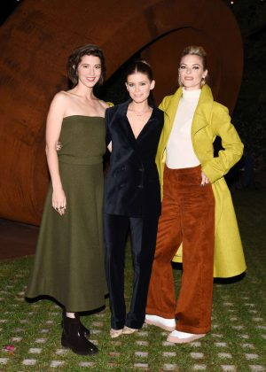 Mary Elizabeth Winstead, Kate Mara and Jaime King - Cos celebrates the Dia Art Foundation in LA