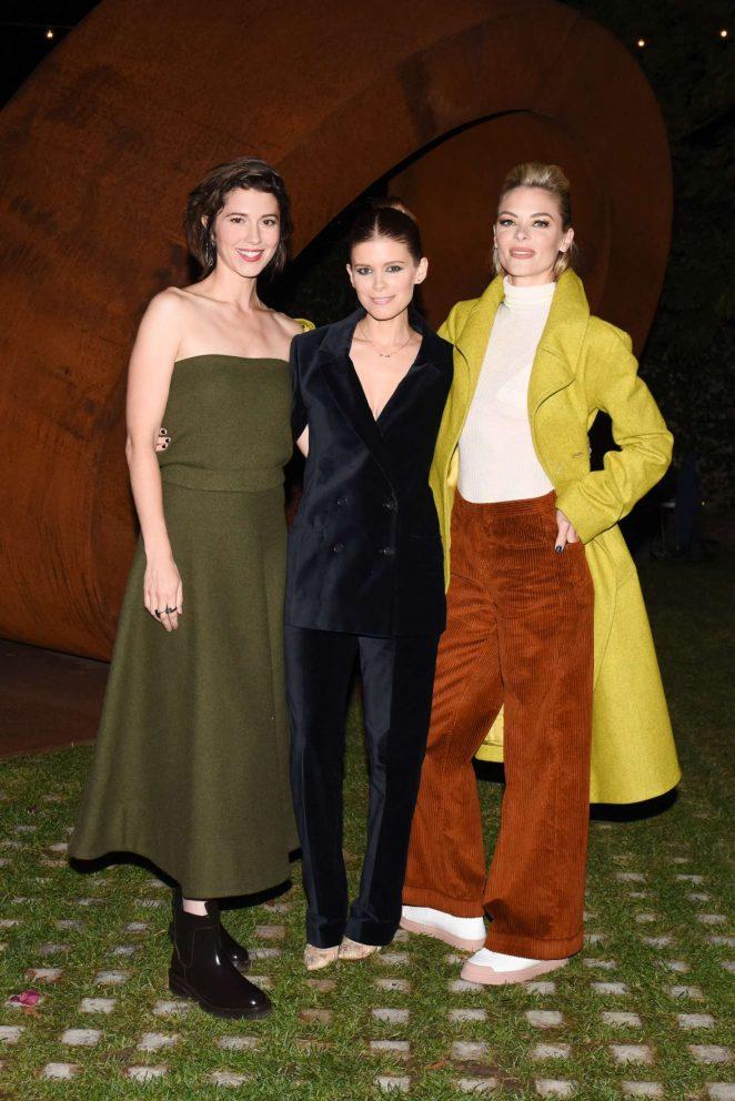 Mary Elizabeth Winstead, Kate Mara and Jaime King – Cos celebrates the Dia Art Foundation in LA