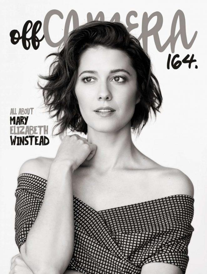 Mary Elizabeth Winstead – Off Camera Magazine (October 2018)