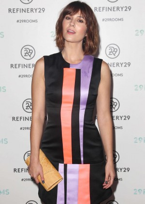 Mary Elizabeth Winstead - Refinery29 Presents 29Room at NYFW 2015 in Brooklyn