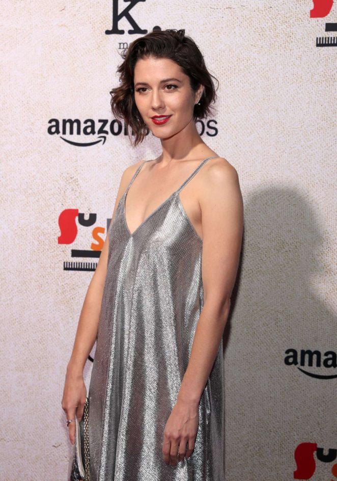 Mary Elizabeth Winstead – 'Suspiria' Premiere in Los Angeles
