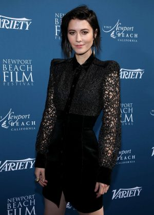 Mary Elizabeth Winstead - Variety 10 Actors To Watch & Newport Beach FF Fall Honors