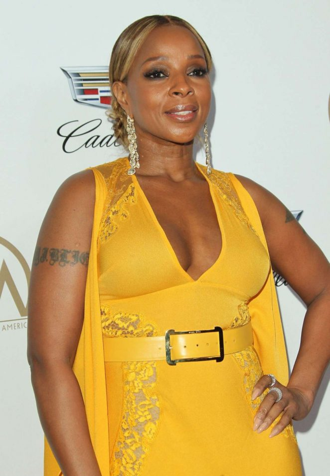 Mary J. Blige - 2018 Producers Guild Awards in Beverly Hills