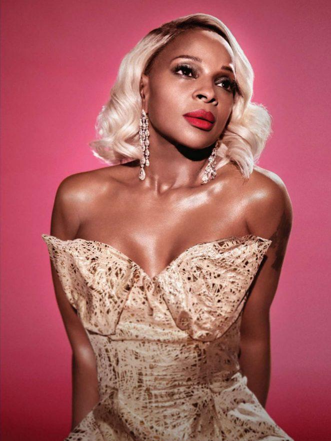 Mary J. Blige - New York Magazine (February 2018)