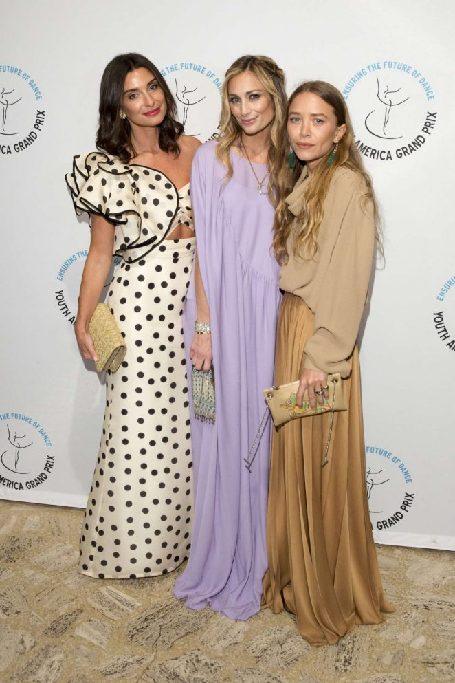 Mary-Kate and Ashley Olsen – 2018 Youth America Grand Prix Gala in NYC