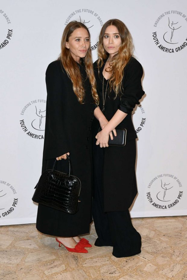 Mary Kate and Ashley Olsen: YAGPs 2019 Gala Stars Of Today Meets The Stars Of Tomorrow -01