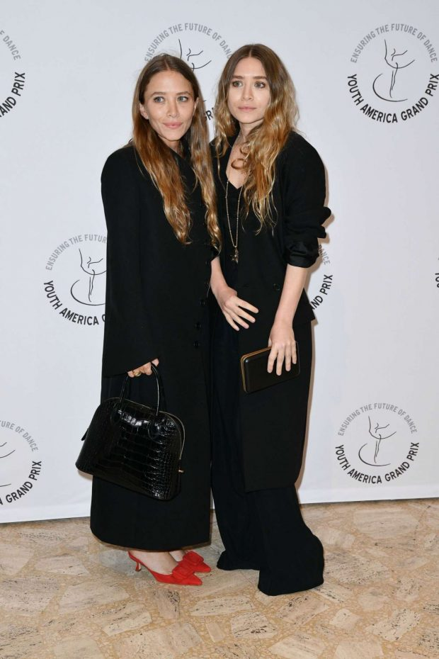 Mary Kate and Ashley Olsen: YAGPs 2019 Gala Stars Of Today Meets The Stars Of Tomorrow -02