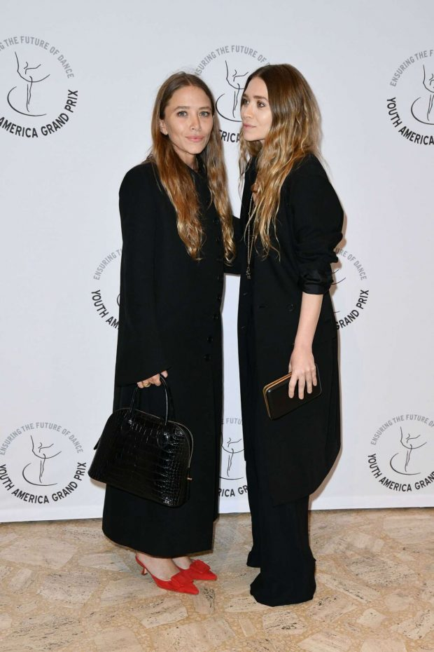 Mary Kate and Ashley Olsen: YAGPs 2019 Gala Stars Of Today Meets The Stars Of Tomorrow -03