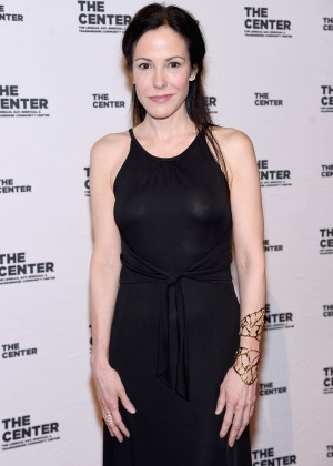 Mary Louise Parker - 2015 Center Dinner in NYC