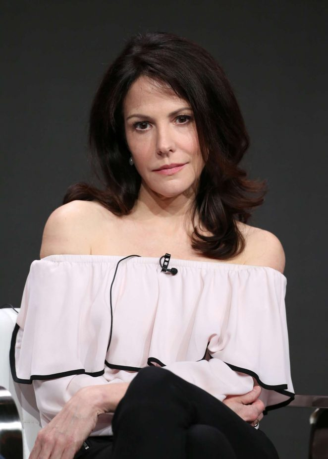 Mary-Louise Parker and Kelly Lynch - 'Mr. Mercedes' TV Show Panel at 2017 TCA Summer Press Tour in LA