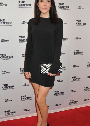 Mary Louise Parker - Being Honored at the LGBT Center of New York in NYC