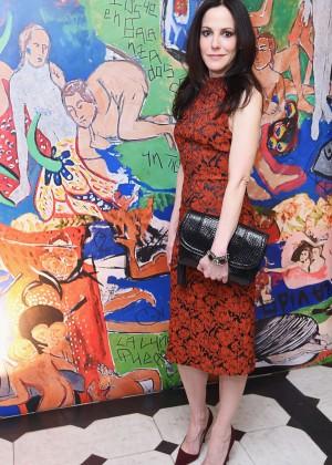 Mary Louise Parker - CFDA Celebrates Alice + Olivia and Domingo Zapata Collaboration in NYC