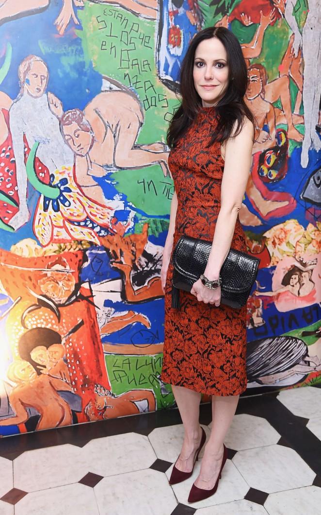 Mary Louise Parker – CFDA Celebrates Alice + Olivia and Domingo Zapata Collaboration in NYC