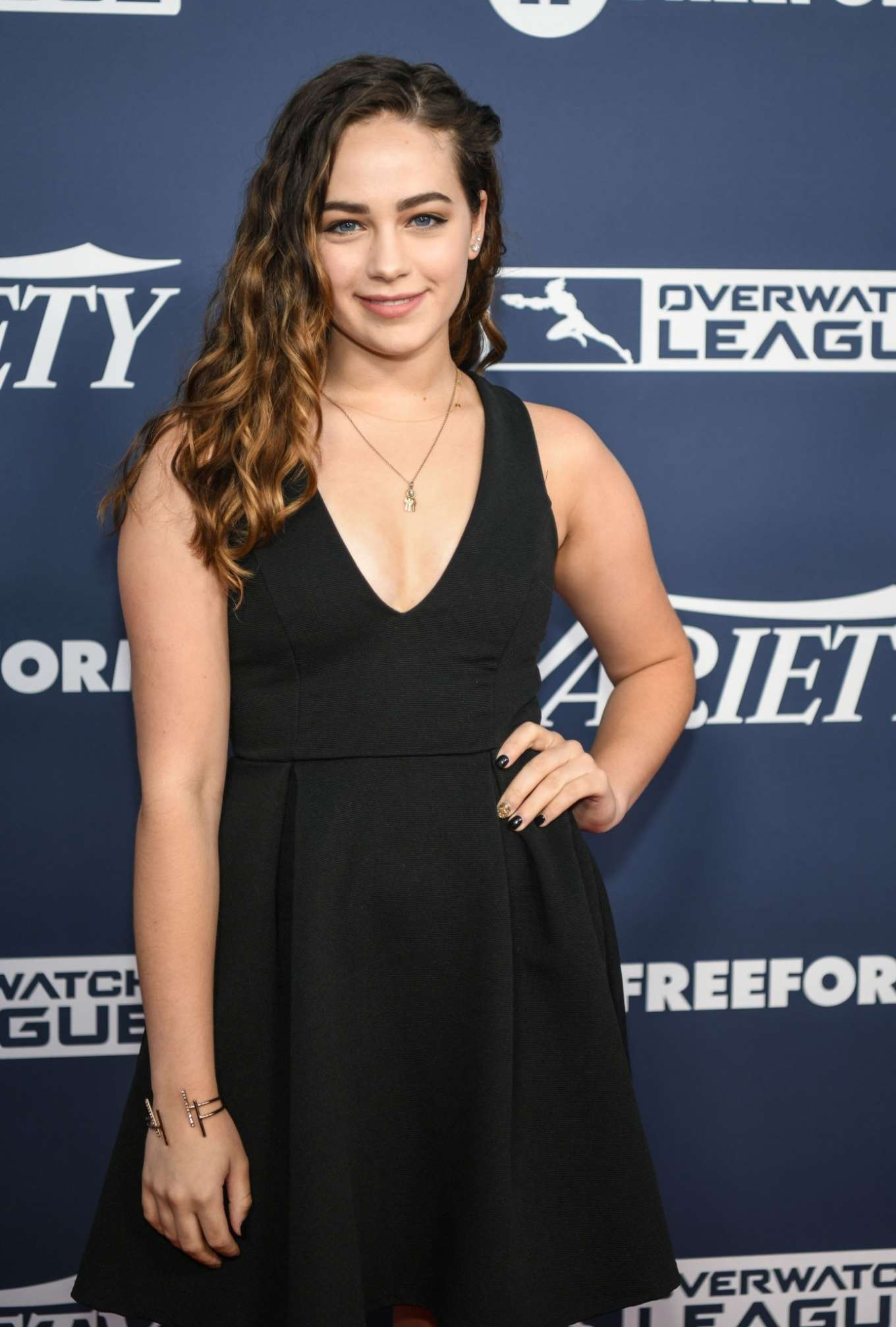 Mary Mouser - Variety's Power of Young Hollywood 2019 in LA