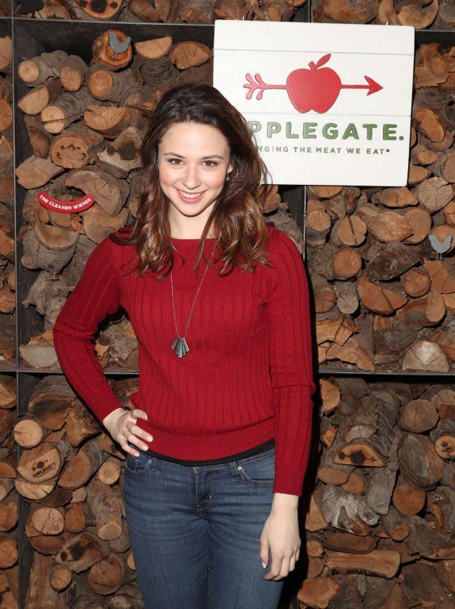 Mary Nepi - Variety Studio at 2017 Sundance Day 1 in Utah